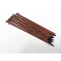 Shadow Spokes 189mm - Includes Nipples, Copper *Sale Item*
