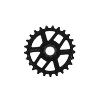 Primo Simmons Spline Drive Sprocket 22mm, 25T Black