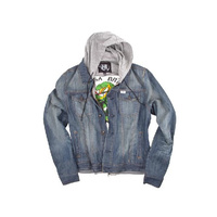Subrosa Venom Denim Jacket, Small *Sale Item*