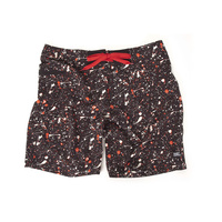 "Shadow Jackson Boardshorts, Size 36"" Black/Splatter *Sale Item*"
