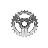 Shadow Motus 19mm Spline Drive Sprocket, 25T Polished