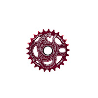 Shadow Serpent Sprocket 25T Red