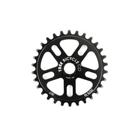 Tree Original Spline Drive Sprocket, 28T Black