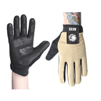 Shadow SHDW Gloves, Tan Large *Sale Item*