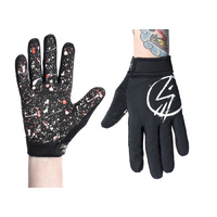Shadow Claw Gloves, Black Medium