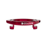 Shadow Sano V1 Detangler, Red *Sale Item*