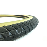 "Fly Ruben Rampera Tyre 20"" X 2.15"", Black W/Military Green Walls *Sale Item*"