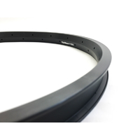 Fly Piramide V2 Rim, Flat Black