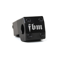 FBM PMA Stem Front Load Stem, Black