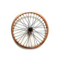 Shadow Corvus Rear Wheel BTR SDS, Copper Rim W/Copper Hub