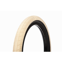 "BSD Donnasqueak Tyre, 2.4"" Sand *Sale Item*"