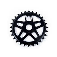 Fly Trebol V3 Sprocket, 25T Black