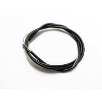 APSE Brake Cable 1100mm, Black *Sale Item*