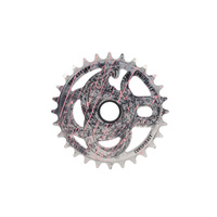 Shadow Serpent Sprocket, 25T Flamingo Blood
