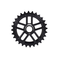 Subrosa Speed Sprocket, Gloss Black 28T