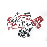 Fit Bike Co. Assorted Sticker Pack. *Sale Item*