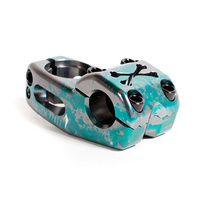 Tempered Bones V2 Top Load Stem, Greenish Grey Splatter