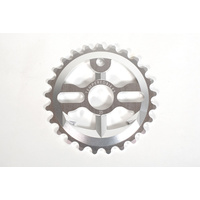 Tempered Anchor Down V2 Sprocket, 28T Polished