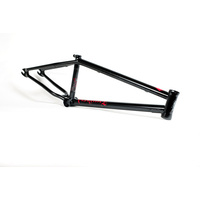 "Tempered Night Child Frame 21.3"", Ed Black"