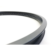 Fly Lunar Rim, Flat Black