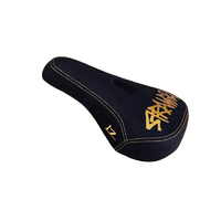 Stranger LZ Fat Pivotal Seat, Black/Gold