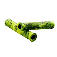 Stranger Quan Grips,Day Glo Yellow/Black