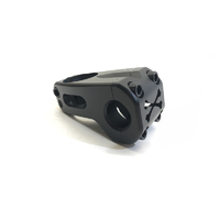 Tempered Bones V1 Front Load Stem, Black