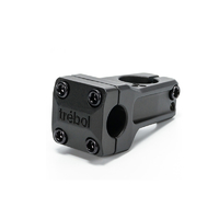 Trebol Front Load Stem, Black