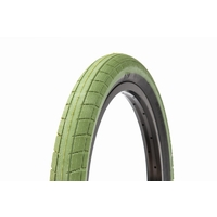 "BSD Donnasqueak Tyre, 2.4"" Surplus Green"