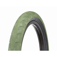 "BSD Donnastreet Tyre, 2.4"" Surplus Green"