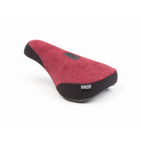 BSD Jonesin' Sam Jones Sig Fat Pivotal Seat, Dark Red