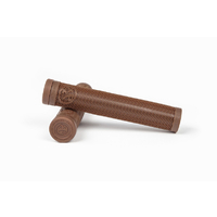 BSD Dan Paley Slim Flangeless Grips, Chocolate *Sale Item*