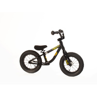 Forgotten Bikes 2018 Critter Balance Bike, Gloss Black