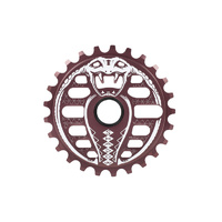 Shadow Kobra Lahsaan Kobza Signature Sprocket, 25T, Livid Purple