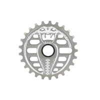 Shadow Kobra Lahsaan Kobza Signature Sprocket, 25T, Arsenic