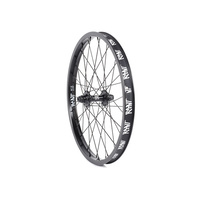 "Rant Party On Sealed 20"" Front Wheel, Black"