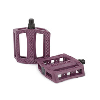 Shadow Ravager Plastic Pedals, Livid Purple