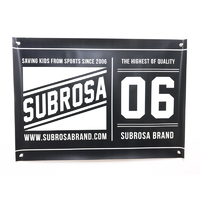 Subrosa 2016 Since '06 Banner 24' X 48' *Sale Item*