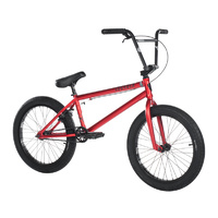 Subrosa 2018 Salvador XL Freecoaster Complete Bike Satin Red Luster