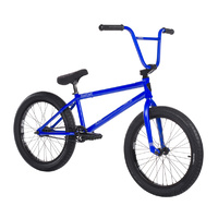 Subrosa 2018 Arum Freecoaster Complete Bike Gloss Electric Blue
