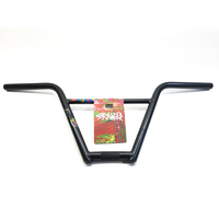 "Stranger Zaferia Eric L Bars, 9.75"", Black"