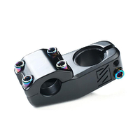 Stranger Haze V2 Top Load Stem, Black W/Trippy Dippy Bolts