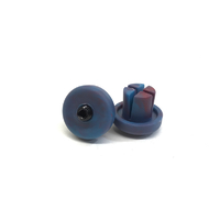 Stranger Plugz Plastic Barends, Blue/Purple.