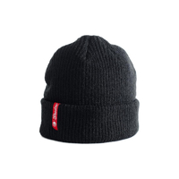 Shadow Old Salt Beanie, Black
