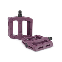 Shadow Surface Plastic Pedals, Livid Purple