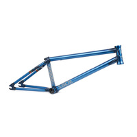 "Subrosa MR1 Frame 20.75"", Trans Blue"