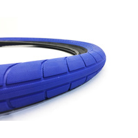 "Stranger Ballast Tyre 20"" X 2.45"", Dark Blue W/Black Walls *Sale Item*"