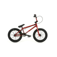 "Fly 2018 Neo Complete Bike 16"" RHD, Gloss Metallic Red"
