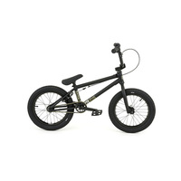"Fly 2018 Neo Complete Bike 16"" RHD, Flat Black"