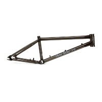 "FBM Steadfast Frame 21.25"", Clear"